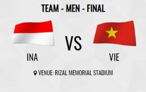인도네시아 베트남 축구 중계, 0-0 팽팽한 경기 진행 중